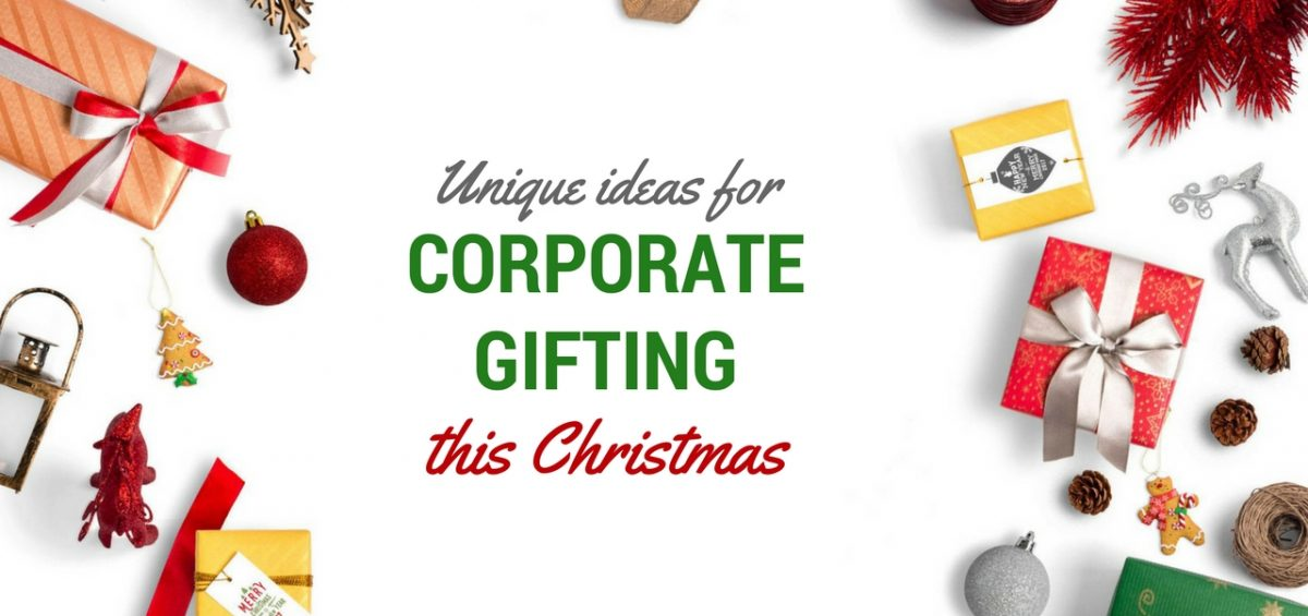 Unique ideas for Corporate Gifting this christmas | Zorb Designs