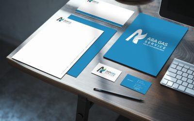 A&A Gas service - Branding  | Zorb Designs - Milton Keynes, UK