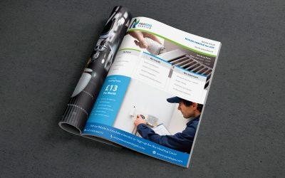 A&A Gas Service - Press Ad    Zorb Designs - Milton Keynes, UK
