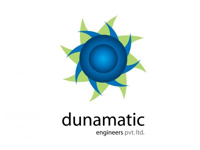 Dunamatic Engineers - Logo | Zorb Designs - New Delhi, India
