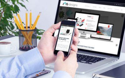 Web Design - Zorb Designs 6   Zorb Designs - Milton Keynes, UK